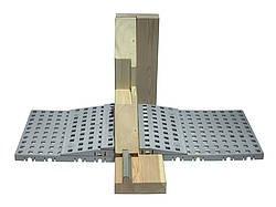 The unique modular r& system from Excellent makes a perfect solution possible  sc 1 st  Excellent Systems & Ramps for terrace doors